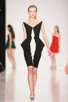 Day 1 - Mercedes-Benz Fashion Week Moscow Autumn/Winter 2014-2015: Ester Abner