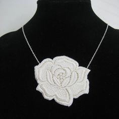 lace rose