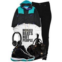 Murder Beats Not People., created by cheerstostyle on Polyvore