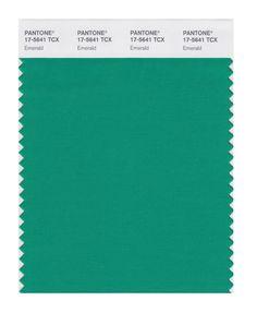 Pantone Smart Swatch 17-5641 Emerald