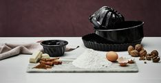 Banner Startseite Panna Cotta, Roast, Dishes, Baking, Ethnic Recipes, Desserts, Banner, Classic, Food