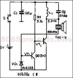 commercial stun gun circuit schematic energia en 2018 rh pinterest com