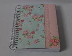 scrapbook em caderno - Pesquisa Google