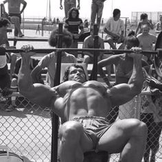 Cory Gregory explains how you can get massive chest growth like Arnold by performing one of The Austrian Oak's favorite lifts, the wide-grip incline bench press!