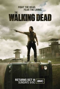 The Walking Dead is an American post-apocalyptic horror drama television series developed by Frank Darabont. It is based on the comic book series of the same name by Robert Kirkman, Tony Moore, and Charlie Adlard. The series stars Andrew Lincoln as sheriff's deputy[3] Rick Grimes, who awakens from a coma to find a post-apocalyptic world dominated by flesh-eating zombies. He sets out to find his family and encounters many other survivors along the way.