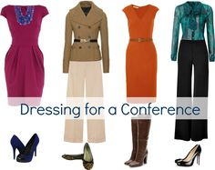 Wardrobe oxygen.  Ideas for interview, conference or travel clothes in the corp world.  Handy.