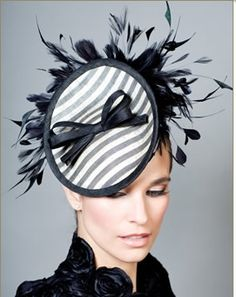 Sombrero de Ascot  -  hats of the Royal Ascot