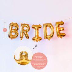 Verkrijgbaar via Bol.com Bride, Party, Wedding Bride, Bridal, Parties, The Bride, Brides
