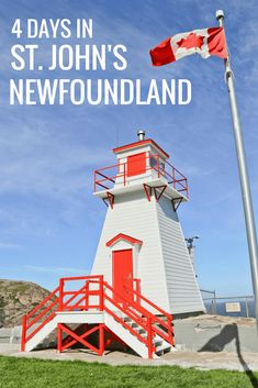 Oh, Canada! Four Days in St John's, Newfoundland Cool Places To Visit, Places To Travel, Newfoundland And Labrador, Newfoundland Canada, Canada Destinations, East Coast Road Trip, Atlantic Canada, Visit Canada, Canada Travel