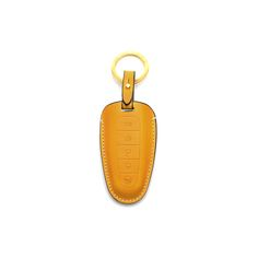 Ford smart key Buttero leather keycase from Custom Republic. We use Buttero leather from the Walpier Tannery in Italy. The leather is smooth and soft on the surface. The look and the colors deepen as it ages with time.