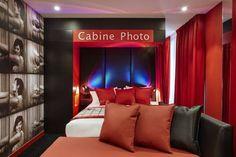 Déclic Hotel - Doté d'une connexion Wi-Fi gratuite, le Déclic Hotel est un…
