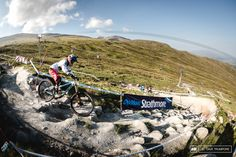 Dominant is the only way to describe Rachel Atherton's racing right now taking her 9th consecutive WC win in a row.