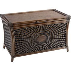 I love the idea of using a trunk as my coffee table. If only I could find one that fits my teeny-tiny budget...