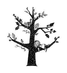 Alice de Cordel:Cochilo na árvore, mayra magalhães