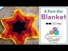 http://thecrochetcrowd.com This is a complete tutorial on making star baby & regular size afghans, doilies, placemats, table clothes and more. Crochet is a l...