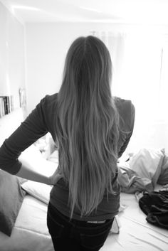 I love this length. My hair is almost there!
