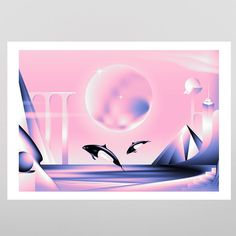 Orca Bay A2 via Victor Moatti. Click on the image to see more!