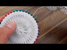 Knitting and Bordado Crochet Snowflake Pattern, Crochet Flower Tutorial, Crochet Doilies, Crochet Flowers, Crochet Motif, Scarf Crochet, Free Crochet, Crochet Bikini, Tenerife