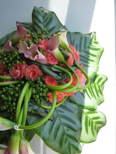 Mr. Michael Presents... Amazing Floral Art