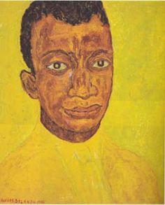 Beauford Delaney: Beauford's Portraits of James Baldwin