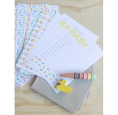 The ultimate keepsake! Letters to your child is a stationery pack, comprising 13 sets of notepaper, where you are able to write a letter to your child from birth to age 12!  LOVE!  #letters #children #childhood #keepsake #stationery #motherhood #mothers #babyshower #babygift #babyshop #designerbaby #newmum #newborn #babybook #babyboy #babygirl #pregnancy #maternity #photography #milestone #birthday #mumlife #momlife #fatherhood #dads #etsy #designer #littlebooteekau