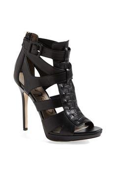 c7d21b64581 Black Pointed Toe Chunky Heel Pumps · Leah HooperShoes ·  Emlyn  Sandal by  Sam Edelman on  nordstrom rack Sponsored by Nordstrom Rack. Black