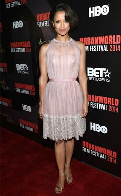 Sheer & Sexy from Gugu Mbatha-Raw's Best Looks   E! Online