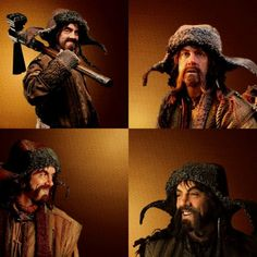 Miste....uh.. BOFUR. Sorry. He doesn't like it when we call him Mister Bofur. He's always looking out for Kili and I.