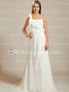 Modest Beach Wedding Dresses $99