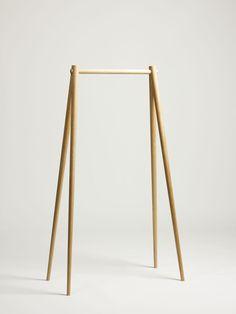 Killa Coat Rack by Olli Mostikainen