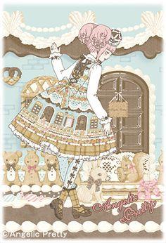 Sweet Cream House by 今井キラ (Imai Kira)