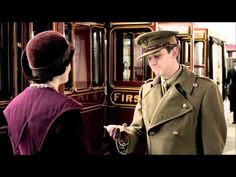 MASTERPIECE Downton Abbey: Matthew & Mary  Caution...this will make you cry...so bittersweet