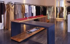 Amanda Wakeley London | Luxury Womenswear Store Design