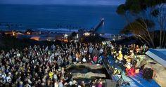 Birch Aquarium's Green Flash Concert