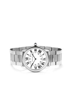 A Cartier watch fitted with the discreet Chronos