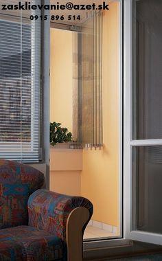 Zasklievanie balkónov a lodžií
