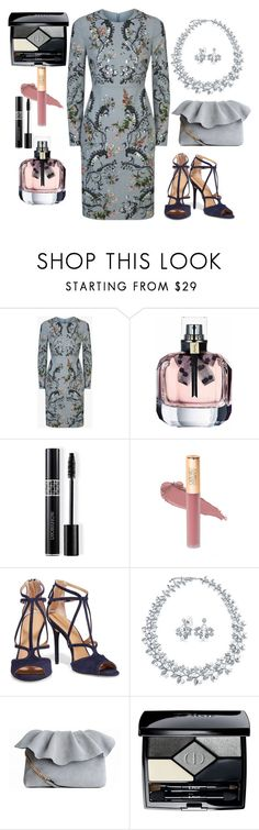 """Voted so Pretty"" by jfcheney ❤ liked on Polyvore featuring Christian Dior, Halston Heritage and Bling Jewelry"