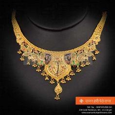 Designer Necklace to make you look prettier