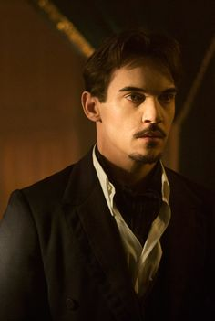 Jonathan Rhys Meyers in episode 3 of Dracula TV Series - sky.com/dracula