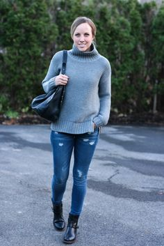 The Casual Classic | Lululemon Chunky Knit