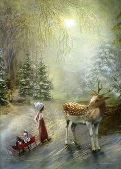 Rudolf Makes a Friend - Charlotte Bird