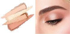 Ulta Eyeshadow, Eyeshadow Looks, Neutral Makeup, Nude Makeup, Born This Way Makeup, Makeup Palette, Eyeshadow Palette, Turn Up The Lights, Too Faced Palette