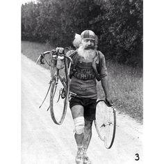 Karl Marx en #bicicleta!
