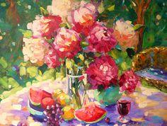 Love...Artist Cecilia Rosslee