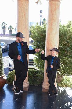 Vegas chapel wedding strip