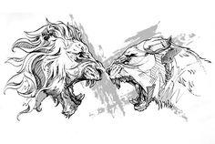 Leão peitoral