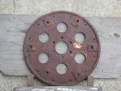 Gear Large steam punk by rustyitems on Etsy