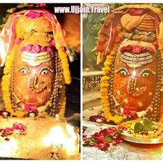 Today, Mar. 02 pic of Bhasma Aarti of Lord Mahakaleshwar Ujjain.  Visit Ujjain for #Simhasth during Apr. - May 2016