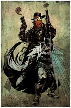 The Shadow (my favorite superhero) was the inspired the creation of my second favorite superhero, Batman.