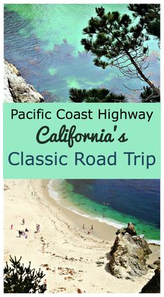 The Classic California Road Trip, along the coastal highway - Highway 1, Cabrillo Highway, Pacific Coast Highway, PCH - many names and many great stops - this has got to be one of the Top 10 Road Trips you should do now.